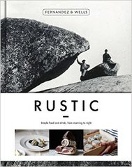 Jorge Fernandez : Rustic: Simple food and drink, from morning to night