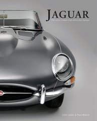Jaguar: The Iconic Models That Define the Marque by Colin Salter & Paul Walton