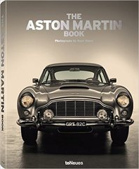 Rene Staud : The Aston Martin Book