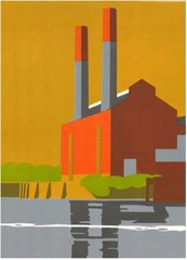 PAUL CATHERALL: LOTTS ROAD OCHRE