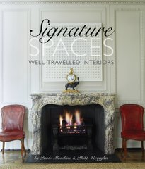 Signature Spaces: Well-Travelled Interiors by Paolo Moschino & Philip Vergeylen