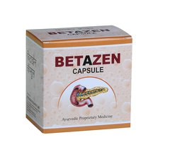 Betazen Caps (60 caps 6 Box)