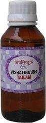 Vishatinduka Tailam (Pack of 10 bottles 100ml each)