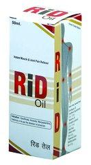 Rid Oil (50ml 5packs)