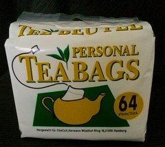 TEA BAGS (64 Count)