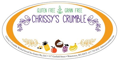Chrissy's Crumble Wicked Good No-Grain-Ola, LLC