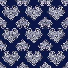 Sea Blue Single Henna