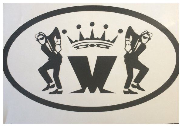 Ska Madness Decal Sticker Design Self Adhesive Vinyl Now