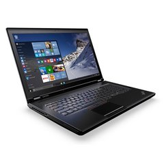 Lenovo ThinkPad P51 i7-7700HQ, 8GB DDR4, 1TB 5400rpm, 15.6''FHD, NVIDIA Quadro M1200M 4GB, Intel 8265 AC 2x2 + BT4.0, WWAN upgradable, Y-SCR,Y-FPR, HW-TPM 2.0, 720p HD Camera, 6 cell, 170W UK, KYB BL Arabic w/Num Pad, Win 10 Pro 64, 3 Year 20HH0000AD