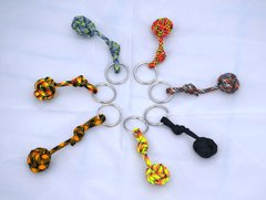 Monkey Fist Keychains