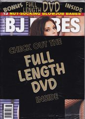 Assorted remainder magazine back issue in original wrap with DVD