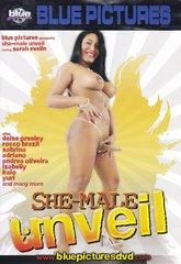 ASSORTED SHE-MALE / TRANSVESTITE BOXED DVD SINGLE