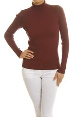 Long Sleeve Turtle neck with ribbed fabric