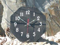 Slate Clock  #1
