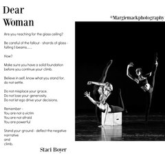 Dear Woman - Climb