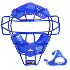 All-Star Traditional Mask Royal Blue Leather