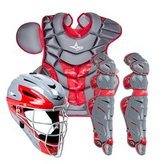 All-Star S7 ADULT PRO KIT : SCARLET CAMO