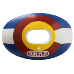 Battle Oxygen Colorado Flag Football Mouthguard