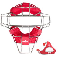 All-Star Traditional Mask Scarlet Red Lightweight Titanium