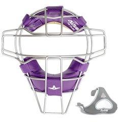 All-Star Traditional Mask Purple Leather Titanium