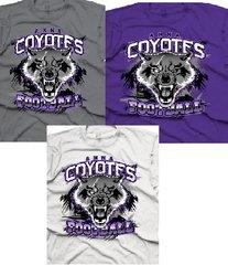 Coyotes Football Shirt