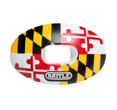 Battle Oxygen Maryland Flag Football Mouthguard