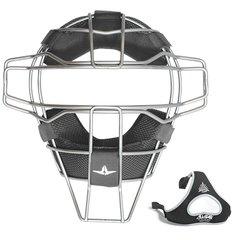 All-Star Traditional Mask Black Lightweight Titanium