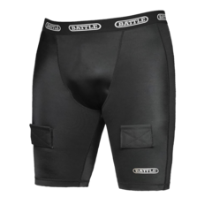 Battle Hockey Compression Shorts