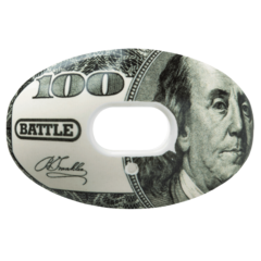 Battle Benjamin Oxygen Football Mouth Guard