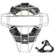 All-Star Traditional Mask Black Leather Titanium