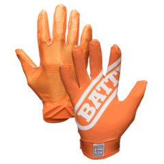Battle DoubleThreat Youth Football Receiver Gloves