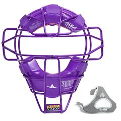 All-Star Traditional Mask Purple Leather