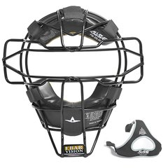 All-Star Traditional Mask Black Leather