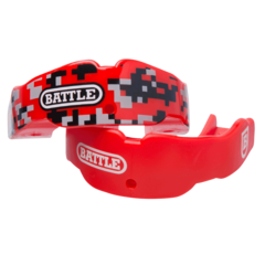 Battle Camo Football Mouthguard 2-pack