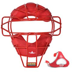 All-Star Traditional Mask Scarlet Red Lightweight