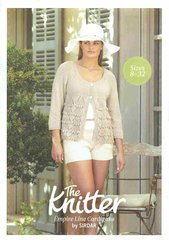 The Knitter empire line cardigans knitting pattern