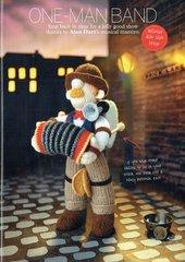 Alan Dart One Man Band toy knitting pattern