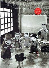 Alan Dart Silent mice toy knitting pattern