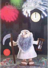 Alan Dart Old Father Time knitting pattern