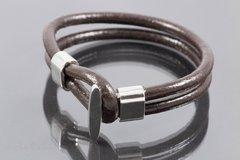 UNISEX Nautical Leather Bracelet