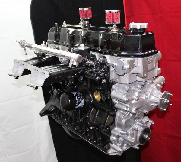 Toyota 22re Rebuilt Stage 3 Engine