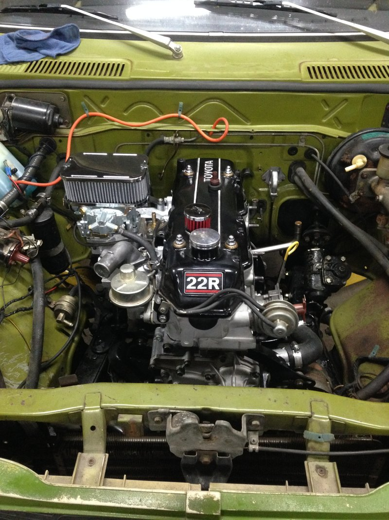 Projects Amp Fun Yota1 Performance Toyota 22re Engines