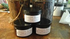 Summer Moon brown sugar and Coffee face and body scrub