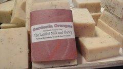 Gardenia Oranges handmade natural soap