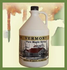 1 Gallon Pure Vermont Maple Syrup