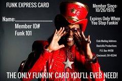 Funk Card