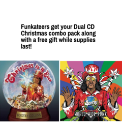 Dual CD Combo Pack