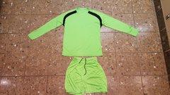 Goalkeeper Kit (Long sleeve and Shorts)