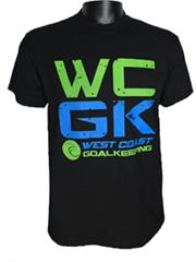 West Coast Goalkeeping Tshirts