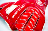 West Coast Goalkeeping Spyder Crimson